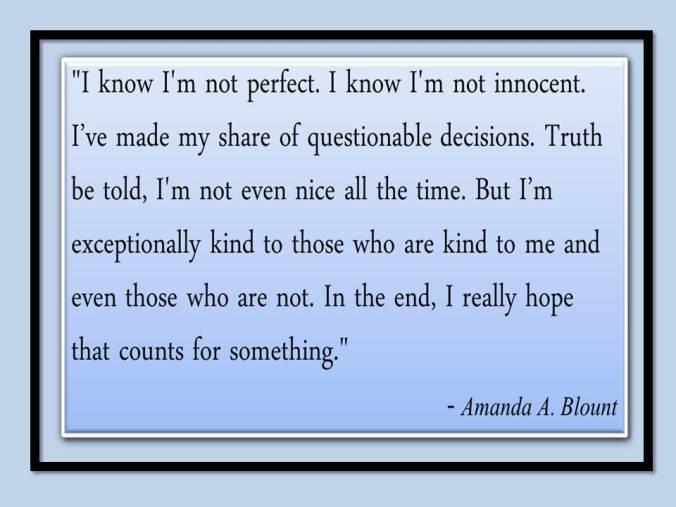 Amanda's quotes -1