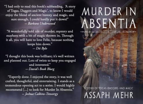 Murder in Absentia Reviews
