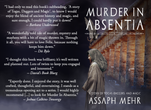 Murder in Absentia Reviews